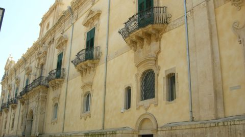 FOTONICA location Palazzo Trigona